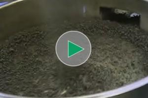sieving-ceramic-granules